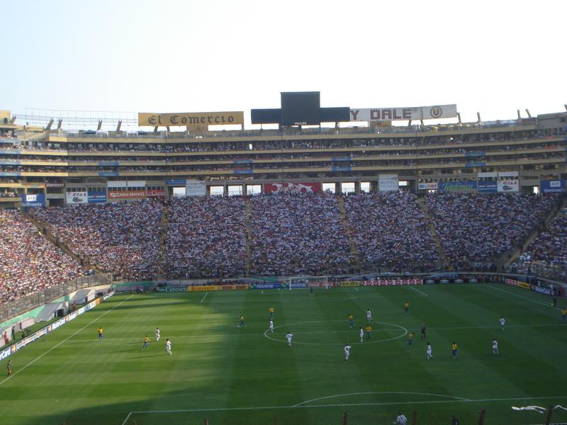 Los 25 estadios mas grandes de America