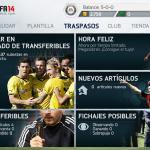 FIFA 14 para iOS – Primeras impresiones