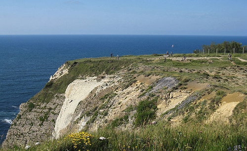 Vista del paseo de La Galea.