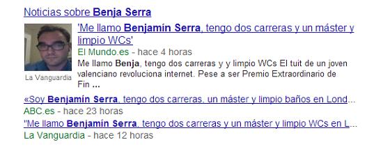 Benja Serra