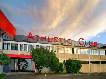 Instalaciones del Athletic Club en Lezama (Bizkaia).
