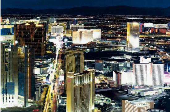 Las Vegas, 2011. Raphaella Spence.