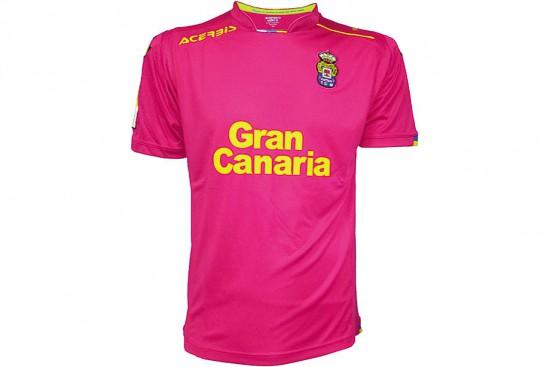 El rosa chicle es un clásico del fútbol español.
